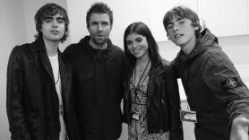 Liam Gallagher meets estranged daughter Molly Moorish