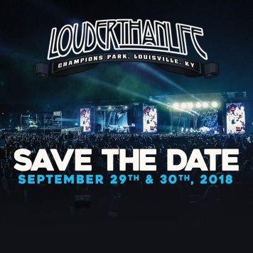 Louder Than Life Festival 2018