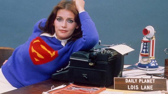 Margot Kidder Superman Lois Lane Typewriter Death