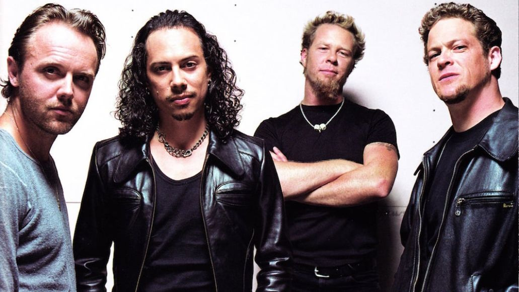 Metallica maintain they were right to sue Napster in 2000