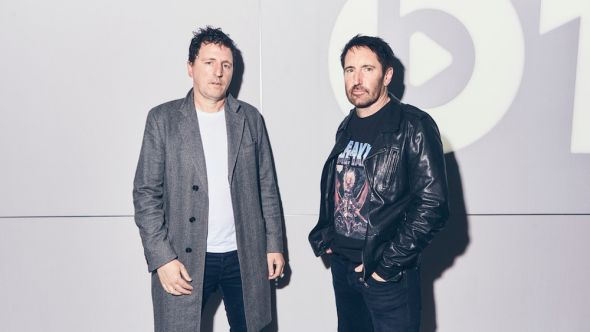 "Nine Inch Nails - ""God Break Down the Door"" new song stream"