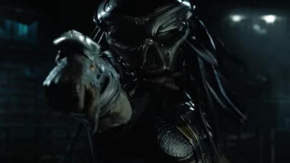 Movie Trailer for The Predator