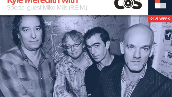 Mike Mills of R.E.M. Guest on Kyle Meredith With...