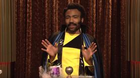 Donald Glover Lando Calrissian Saturday Night Live