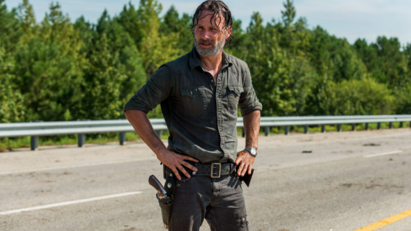 Andrew Lincoln The Walking Dead AMC