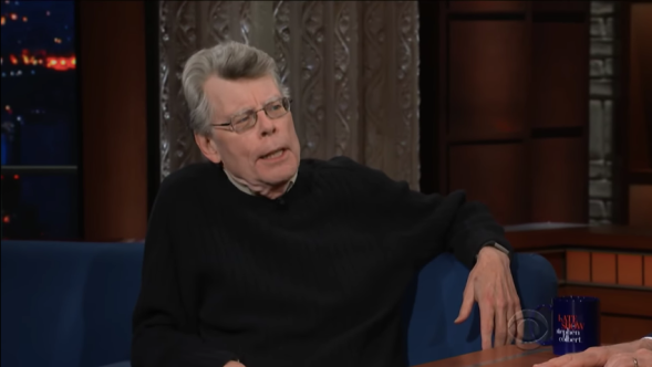 stephen king colbert