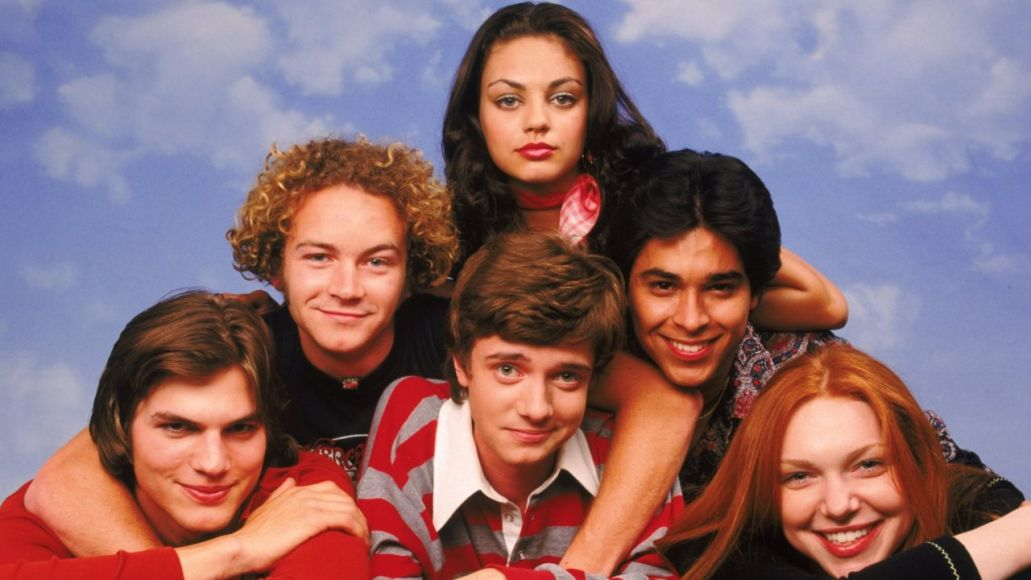 Cast of That '70s Show