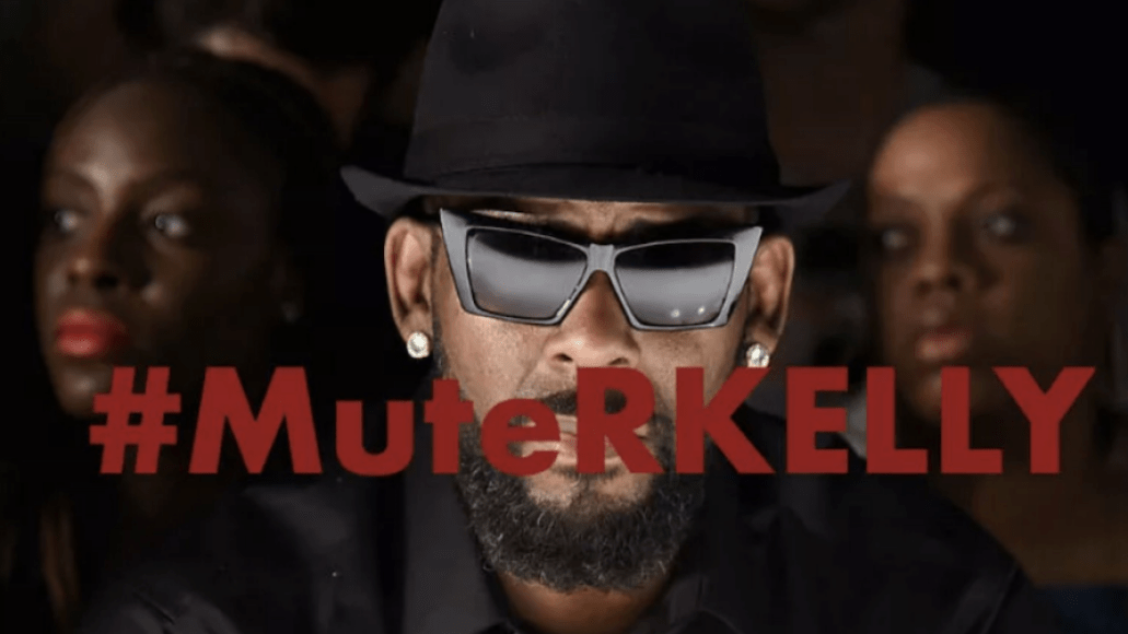Time's Up and #MuteRKelly movements join together