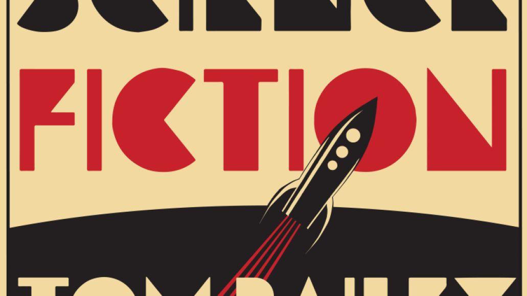 Tom Bailey Science Fiction Album Artwork