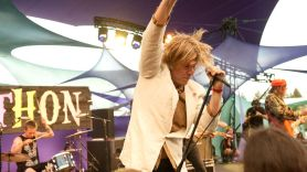 Ty Segall, photo by Colin McLaughlin