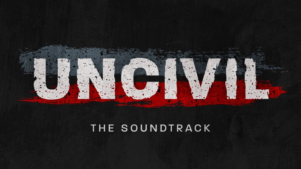 Uncivil Soundtrack Album Cover Artwork Gimlet Media