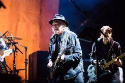 Neil Young, photo by Debi Del Grande