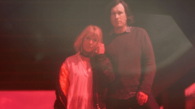 Body/Head Kim Gordon Bill Nace The Switch photo by David Black