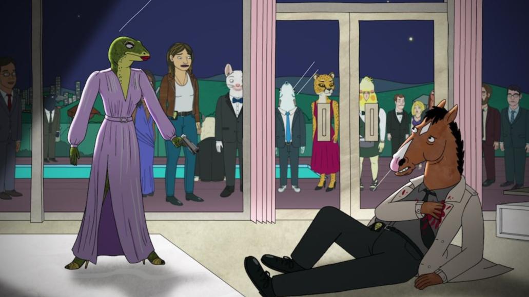 Season five of BoJack Horseman