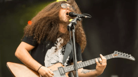 Coheed and Cambira UNHEAVENLY CREATURES title track photo by Philip Cosores