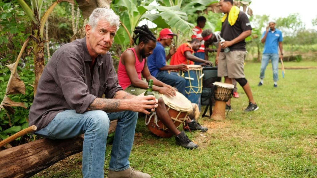 Anthony Bourdain in Trinidad