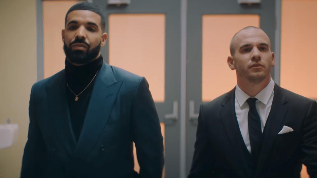 Drake's I'm Upset video