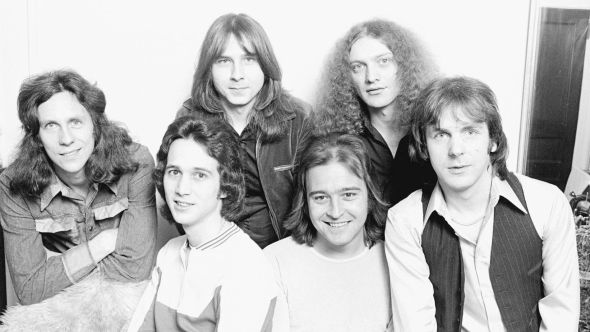 Foreigner's classic lineup