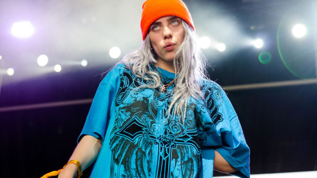 govs ball nyc 2018 ben kaye billie eilish 5 Rookie of the Year: Billie Eilish Grew Up and Blew Up In 2018