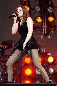 CHVRCHES, photo by Ben Kaye