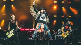 Guns N' Roses Velvet Revolver Cover Photo by Philip Cosores