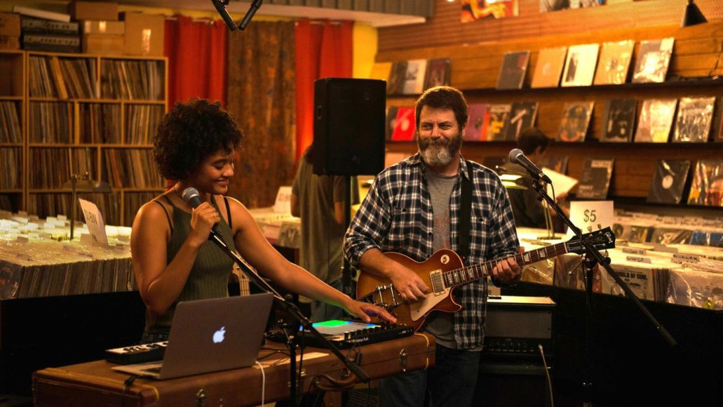 Hearts Beat Loud (Gunpowder & Sky)