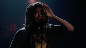 J Cole on BET Awards 2018