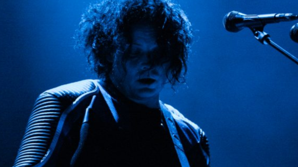 Jack White, photo by David James Swanson