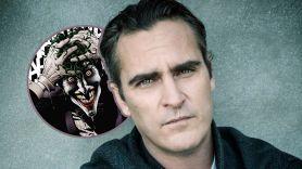 Joaquin Phoenix Joker Movie Todd Philips DC FIlms