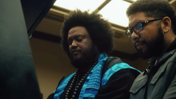 Kamasi Washington Street Fighter Mas Arcade Combofiend