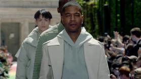 "Kid Cudi Virgil Abloh Louis Vuitton BadBadNotGood ""Ghost Town"" Paris Fashion Week runway"