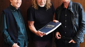led zeppelin new book