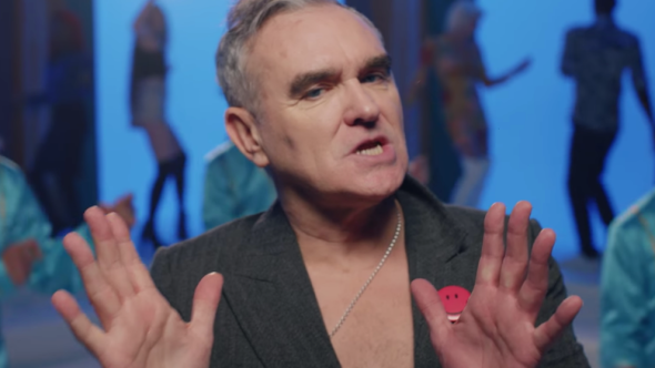 morrissey protest party manchester