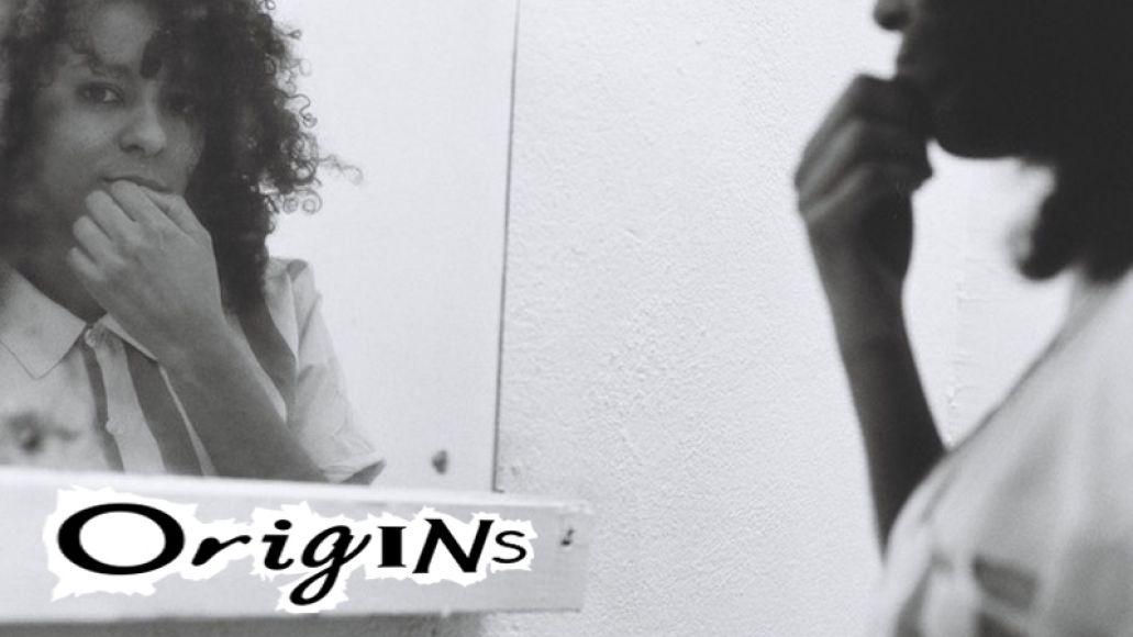 Nana Adjoa Origins mirror reflection Latoya Van Der Meeren