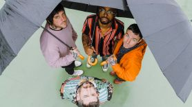 Nothing announce Dance on the Blacktop