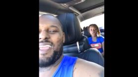 Schoolboy Q Daughter Rap Battle Car