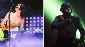 St. Vincent and Tool, photo by Natalie Somekh and Philip Cosores