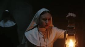 The nun trailer teaser conjuring