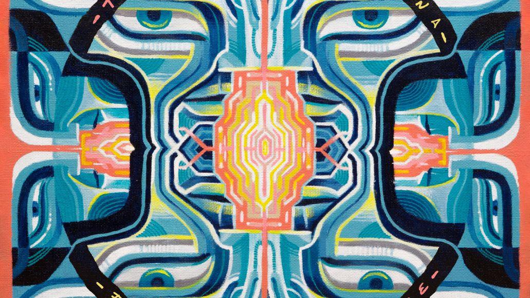 Tash Sultana Flow State Album Artwork Cover