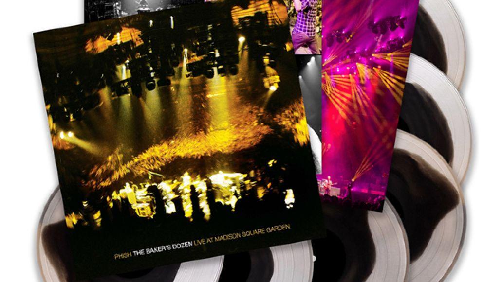 The Baker's Dozen Live at Madison Square GardenLP vinyl