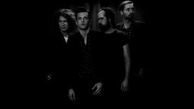 The Killers box set giveaway black and white Rob Loud