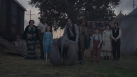 Tim Burton's Dumbo trailer