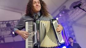 Weird Al Yankovic cover songs supercut accordian