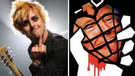 """British protestors are working to get """"American Idiot"""" to the top of the charts in time for Trump's UK visit"""