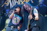 Anthrax at Jones Beach July 29, 2018