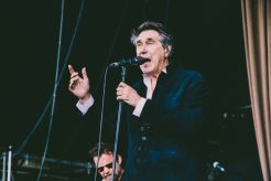 Bryan Ferry, NOS Alive 2018, Portugal, Photo by Lior Phillips