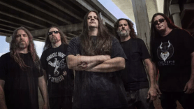 Cannibal Corpse 2019 north american fall tour