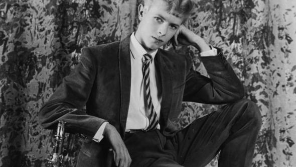 David Bowie The Konrads I Never Dreamed Demo Saxophone