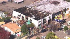 Plea deal reached in Ghost Ship Fire case