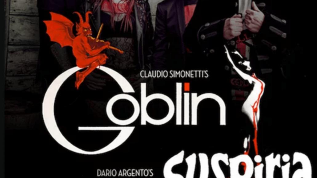 goblin suspiria north american tour dates 2018 argento Claudio Simonettis Goblin announces tour featuring live scoring of Suspiria